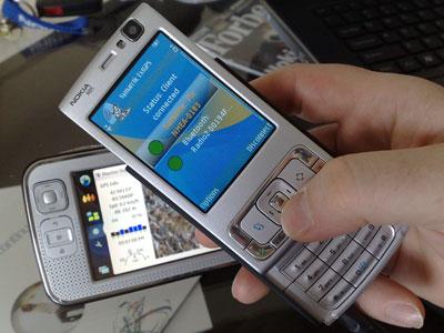 Lấy tín hiệu GPS của điện thoại vào máy tính