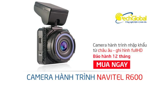 Camera hành trình Navitel R600