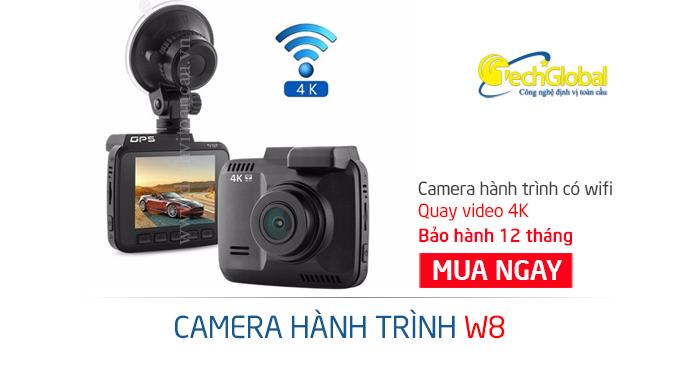Camera hành trình Wifi W8