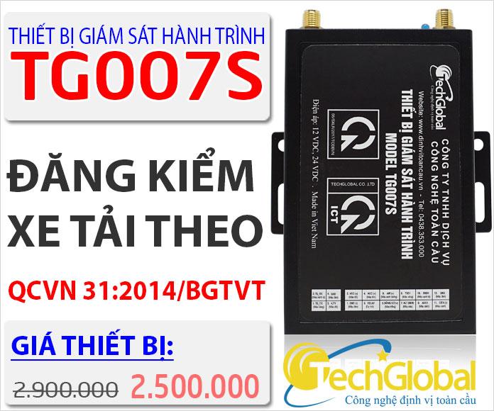 Thiết bị giám sát hành trình TG007s