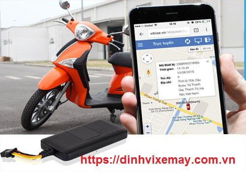 Thiết bị định vị gps xe máy mang đến giải pháp quản lý giám sát hành trình xe máy