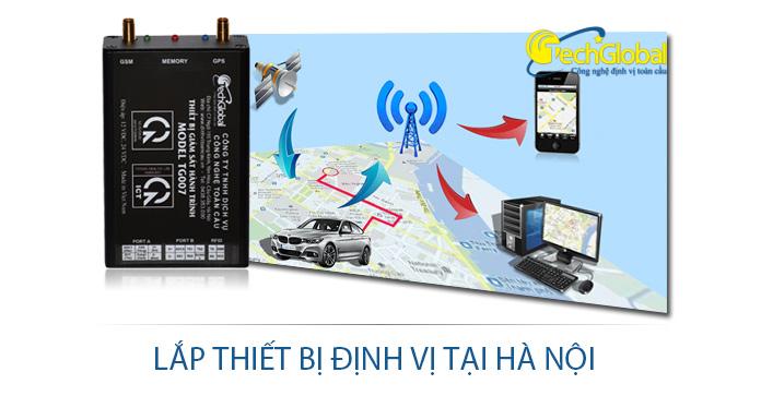 Lắp thiết bị định vị tại Hà Nội cho mọi dòng xe máy xe ôtô