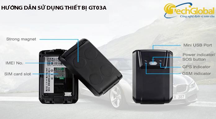 Thiết bị định vị xe máy tốt nhất hiện nay GT03A do Techglobal cung cấp